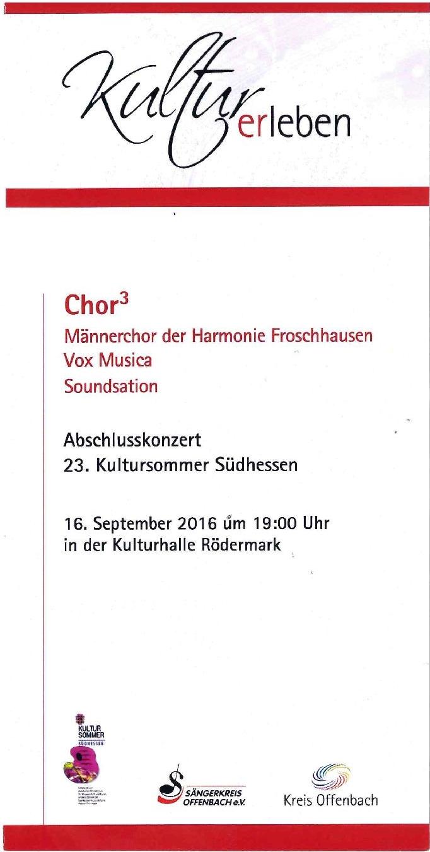 Flyer Chor3 2016