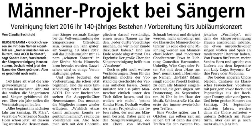 SV Heusenstamm 03.09.2015