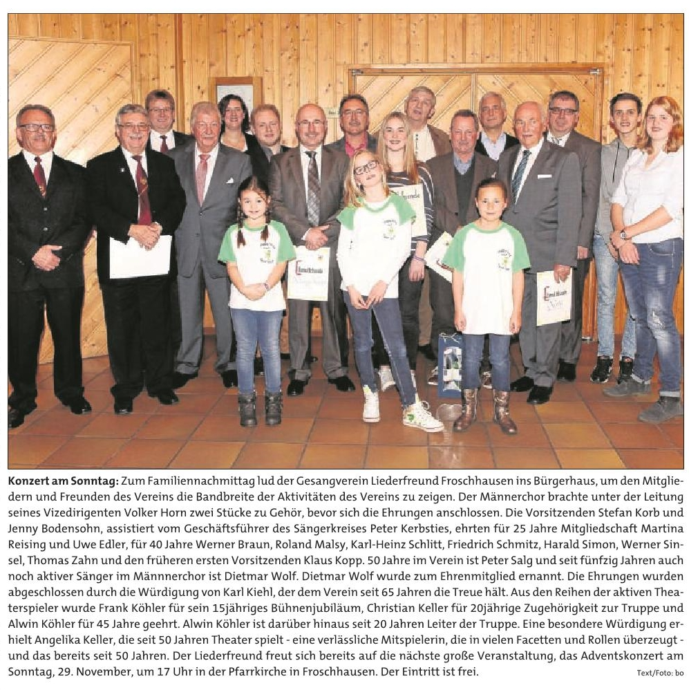 Heimatblatt 25.11.2015