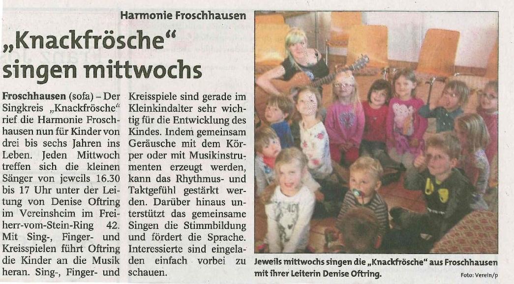 Heimatblatt 01.06.2016